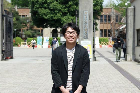 일본에서 '도쿄대 공부법'으로 인기를 끌며 베스트셀러에 오른 『만년 꼴찌를 1% 명문대생으로 만든 기적의 독서법』 저자 니시오카 잇세이. [본인 제공]