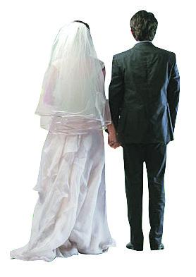 신혼부부 이미지. [중앙포토]