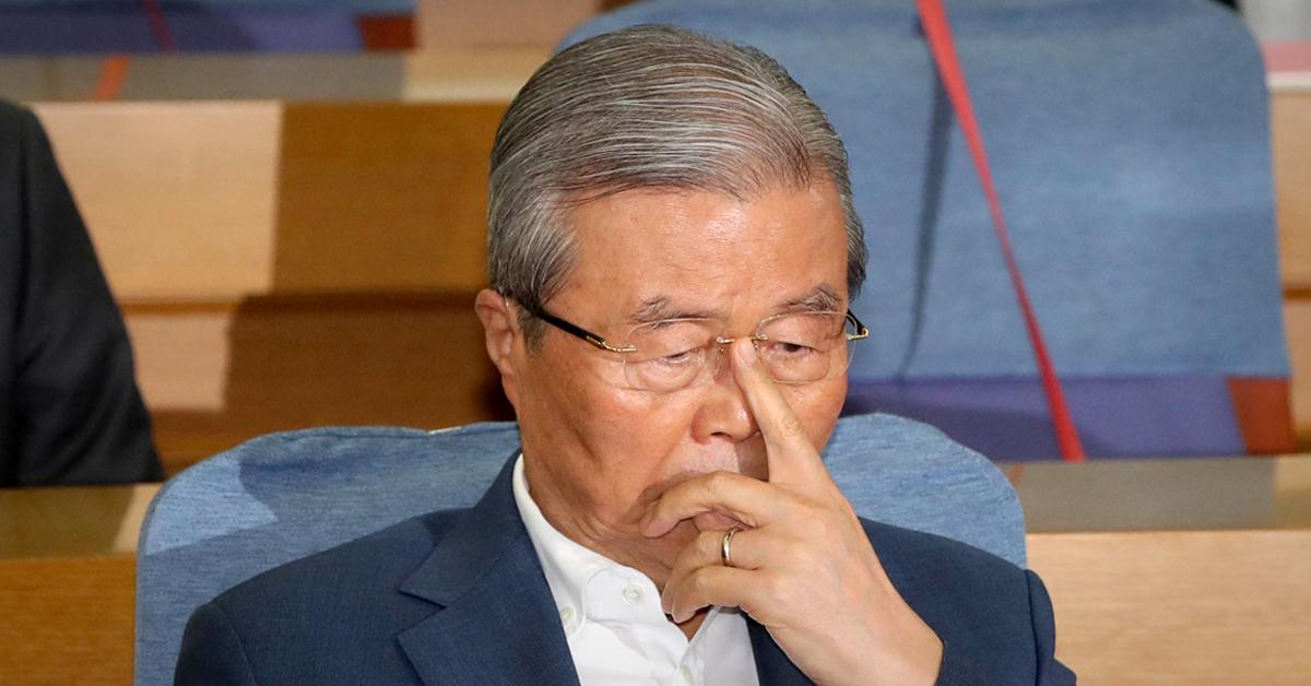 김종인 미래통합당 비상대책위원장. 중앙포토