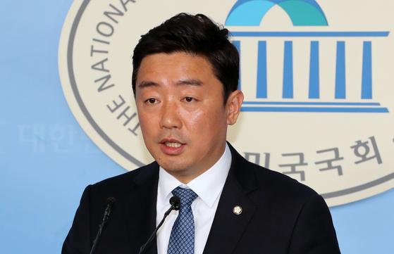 강훈식 더불어민주당 수석대변인. [뉴스1]