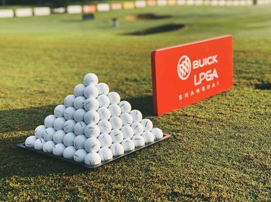 뷰익 LPGA 상하이가 코로나19 여파로 올해 취소됐다. [사진 뷰익 LPGA 상하이 공식 SNS]