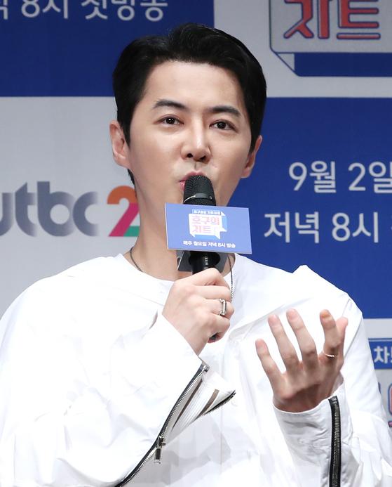 가수 전진. 뉴스1