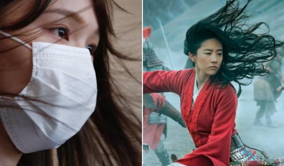 홍콩 민주화 운동가 차우, 현실판 뮬란'으로 태어났다