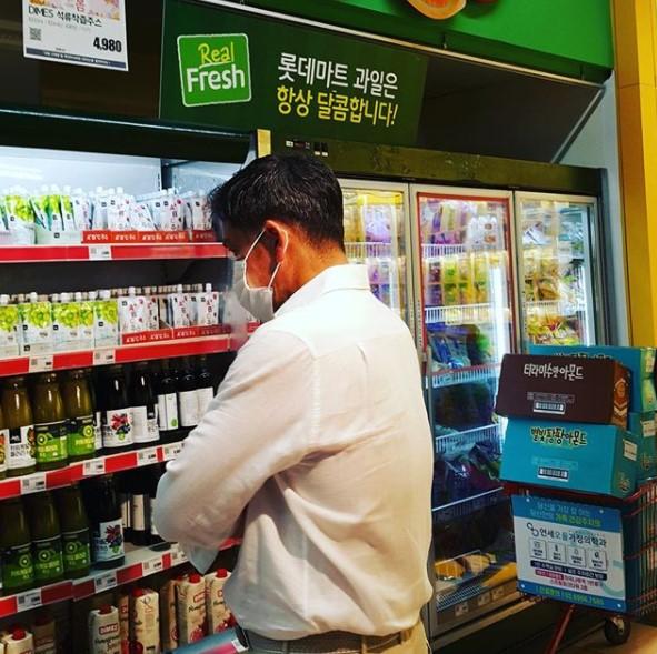 사진 정용진 신세계그룹 부회장 인스타그램