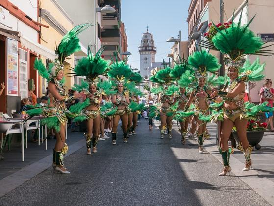 브라질하면 가장 먼저 생각나는 단어가 삼바축제일 것이다. 세계 최대인 브라질의 리우카니발 축제는 매년 2월 말부터, 3월 초까지 4일간 열린다. [사진 pxhere]