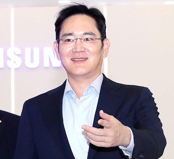 이재용 삼성전자 부회장 [연합뉴스]