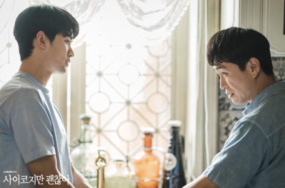 tvN '사이코지만 괜찮아' [사진 CJ ENM]