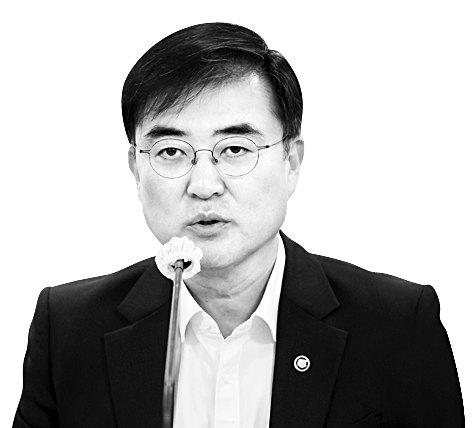 손병두 금융위 부위원장