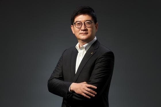 첸샤오둥 인타임 백화점 대표이사 사장 겸 알리바바그룹 부사장. 사진 인타임