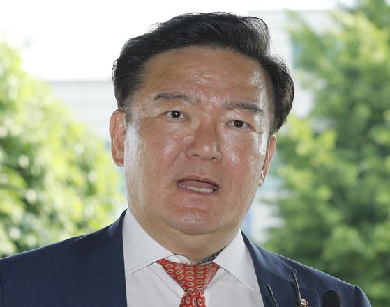 민경욱 전 의원. 뉴스1