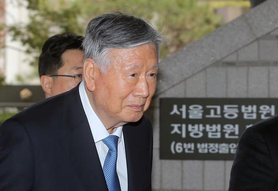 이중근 부영그룹 회장. 뉴스1
