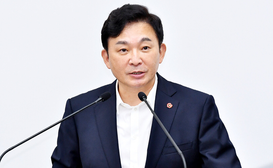 원희룡 제주지사. 뉴스1