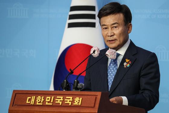 김원웅 광복회 회장. 뉴스1