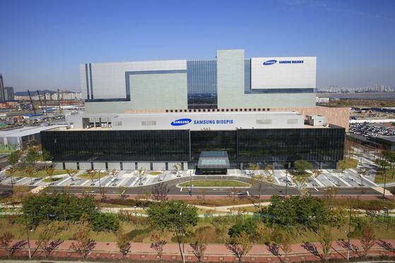 삼성바이오에피스 공장 전경