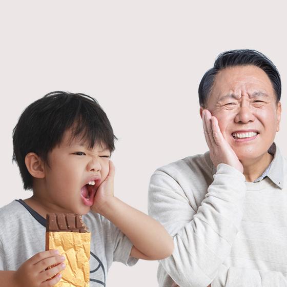 입 안 세균은 구취와 치주질환, 충치 등 구강 질환의 원인이다. 이미지투데이 제공