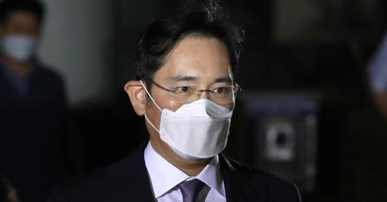이재용 삼성전자 부회장. 연합뉴스