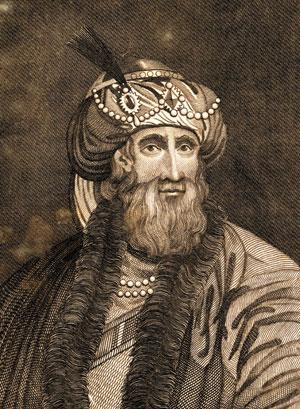 유대 제사장 가문 출신인 역사가 요세푸스 플라비우스와 그의 저서. 예수 당대를 기록한 역사서는 성경과 요세푸스의 역사서, 둘 밖에 없다. [중앙포토]