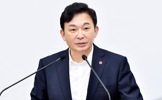 원희룡 제주지사. [뉴스1]