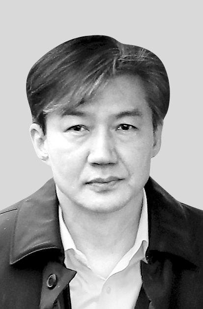 조국(사진) 전 법무부 장관은 3일 정경심 동양대 교수 재판에서 모든 증언을 거부했다. [연합뉴스]