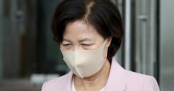 추미애 법무부 장관. 뉴스1