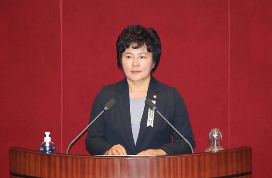 조수진 국민의힘 의원. 연합뉴스