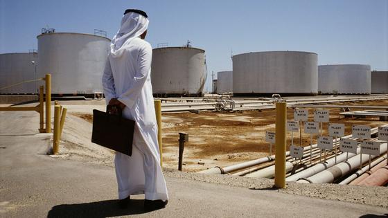 사우디 원유시설