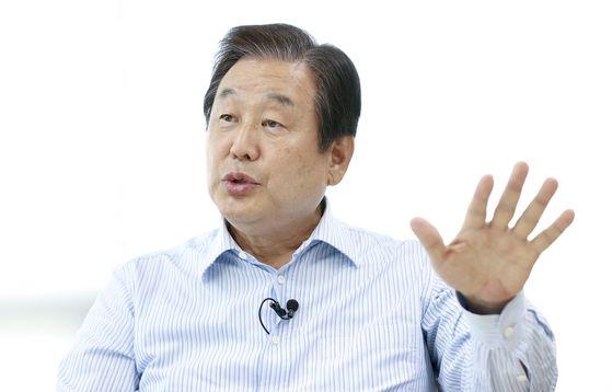김무성 국민의힘 전 의원. 21대 총선에는 불출마했다. 임현동 기자