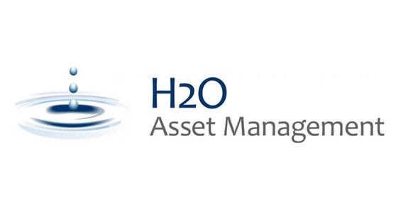 영국 H2O자산운용 로고.