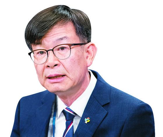 김상조 청와대 정책실장. [뉴스1]