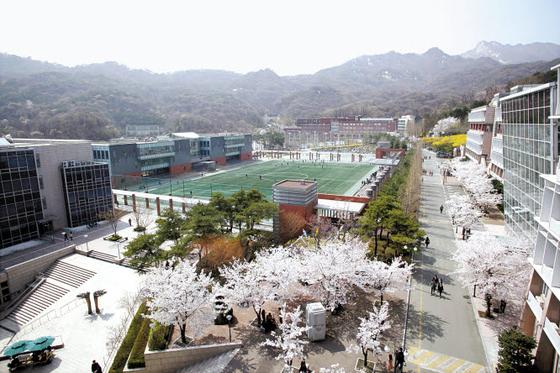 국민대는 지난해 산학협력 분야 '기술이전 수입료'에서 전국 대학 중 1위를 했다. [사진 국민대]