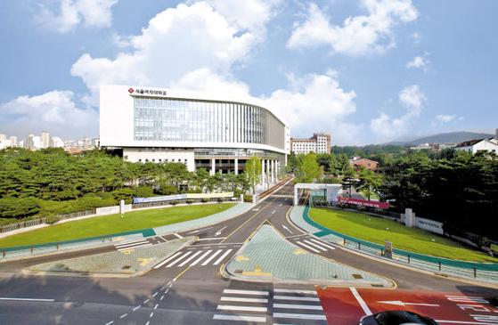 서울여대는 수시에서 전체 모집인원의 65.2%인 1123명을 선발한다. [사진 서울여대]