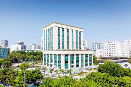 올해 창립 80주년을 맞은 세종대는 2022년 아시아 50대 대학 진입을 목표로 글로벌 경쟁력을 갖추고 있다. [사진 세종대]