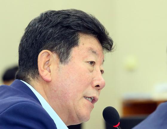 박재호 더불어민주당 의원. 연합뉴스