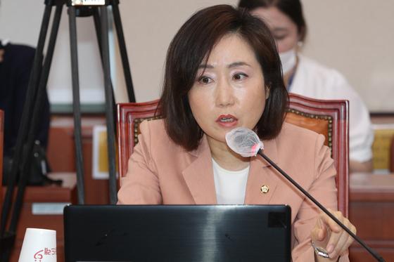 전주혜 국민의힘 의원. [뉴스1]
