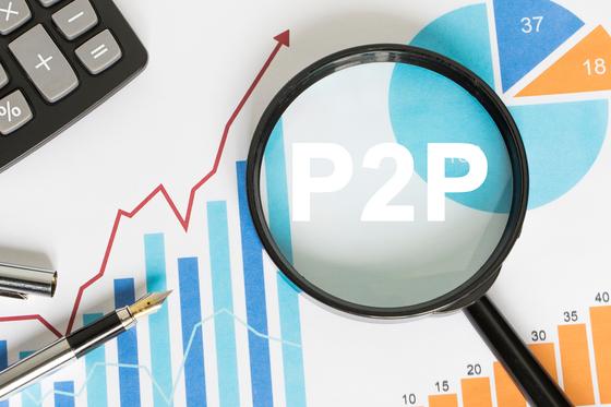 P2P 업체 중 38%만 감사보고서를 제출했다. 셔터스톡