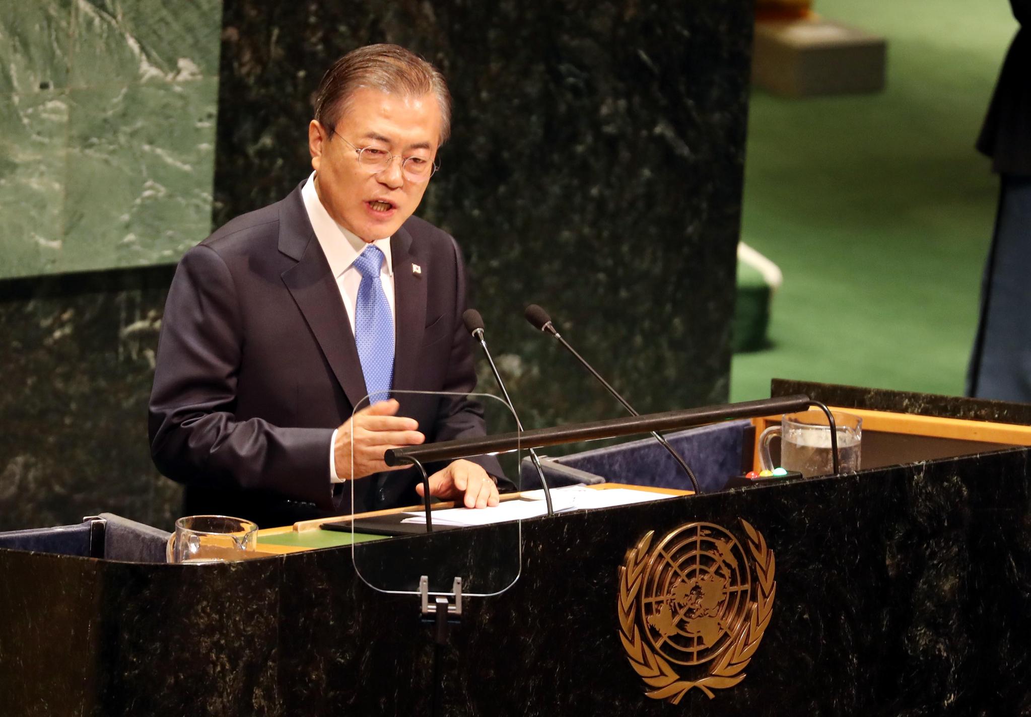 [속보] 文, 23일 유엔총회 화상연설…한반도 평화 지지 당부