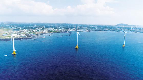 한국에너지공단은 올해 해상풍력 최적입지를 선제적으로 검증하고, 지속가능한 대규모 해상풍력 발전단지를 개발하고 있다. [사진 한국에너지공단]
