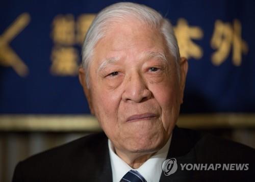 美 국무차관, 리덩후이 추도식 참석…中 대만에 불행 올 것