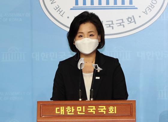 이수진 더불어민주당 비례대표 의원. 연합뉴스