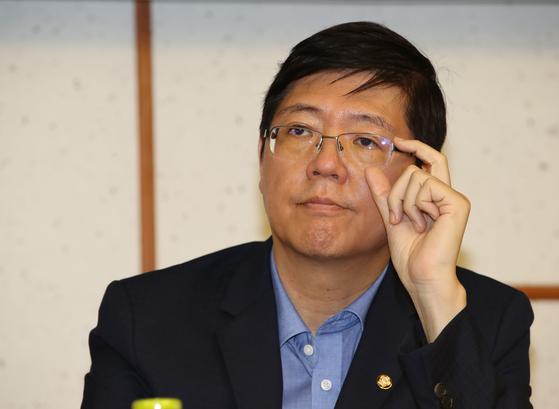 김홍걸 더불어민주당 의원. 연합뉴스
