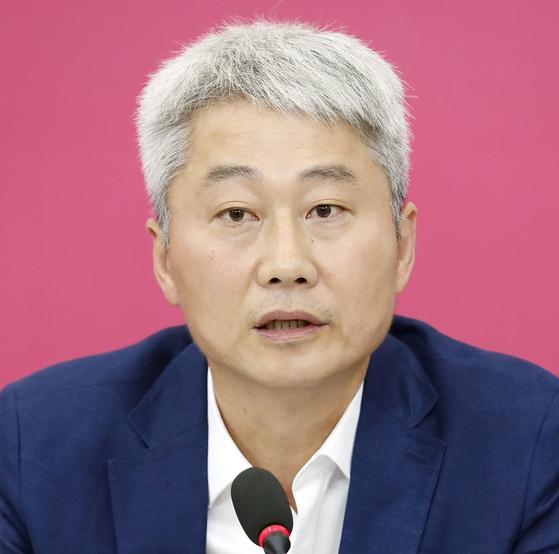 김근식 경남대 교수(국민의힘 서울 송파병 당협위원장). 뉴시스