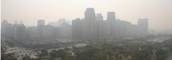 여의도 증권가 빌딩숲. 중앙포토