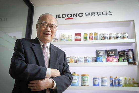 """88세 현역 회장님 """"제품 개발, 브랜드 관리 할 일 많아요"""""""