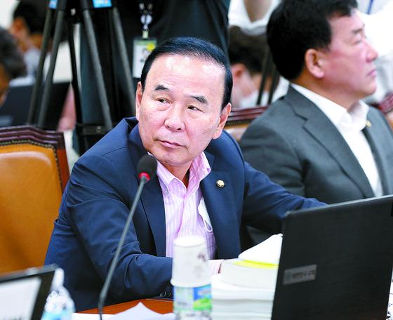 박덕흠 미래통합당 의원. 뉴스1