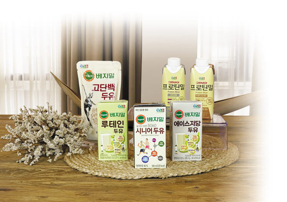 정식품은 소비자의 연령과 상황·기호 등에 따라 선택할 수 있는 타깃 맞춤형 두유를 비롯해 다양한 식물성 식품을 내놓고 있다. [사진 정식품]