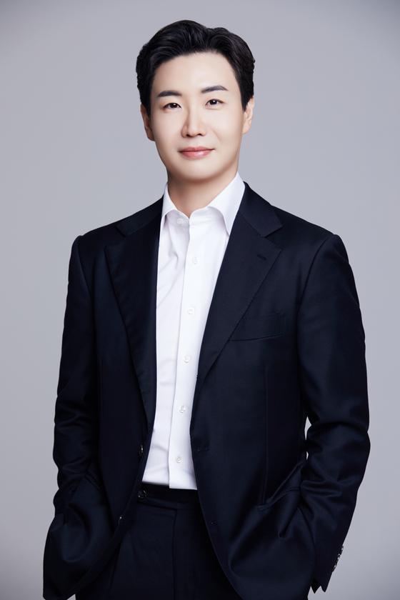 '부릉' 서비스를 운영하는 배달물류 전문업체 메쉬코리아의 유정범 대표. 사진 메쉬코리아