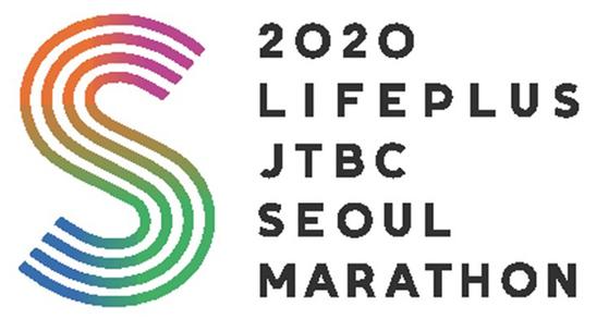 JTBC 서울 마라톤 로고