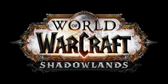 블리자드의 '월드 오브 워크래프트' 8번째 확장팩 '어둠땅' 로고.