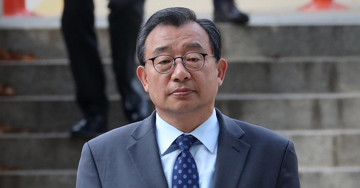 이정현 전 의원. 연합뉴스