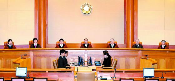 헌재는 지난해 4월 11일 낙태죄 처벌 조항에 대해 '헌법불합치' 결정을 내렸다. 뉴스1